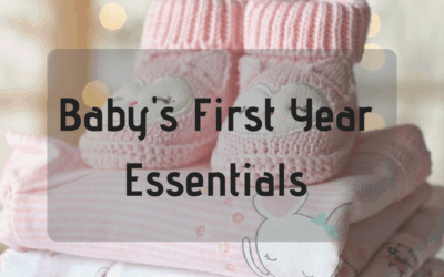 Baby's First Year Essential products Checklist every new parent must have