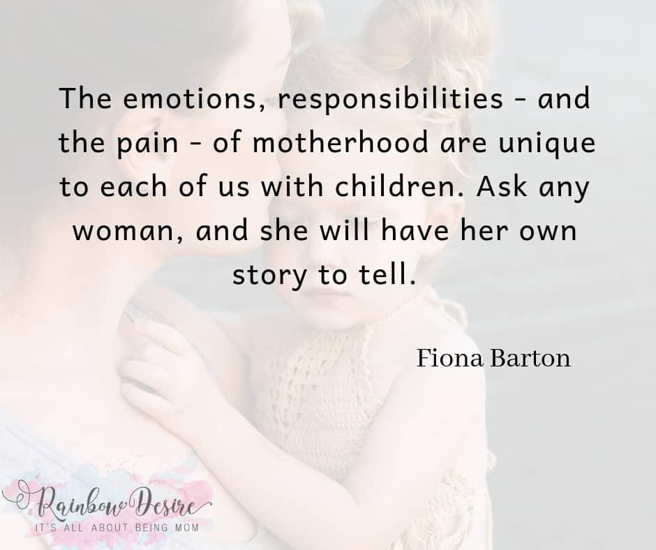 Motherhood quote 11