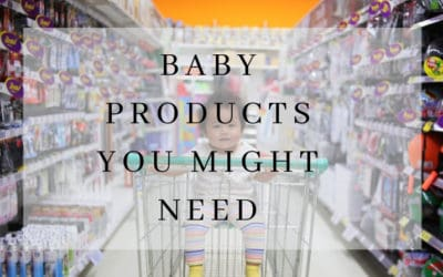 Baby products every new parent must have
