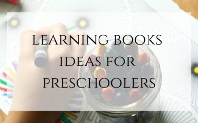 14 Early Learning Books for 3 to 5-year-old preschoolers