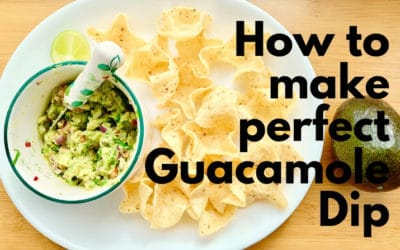 How to make perfect Guacamole Dip