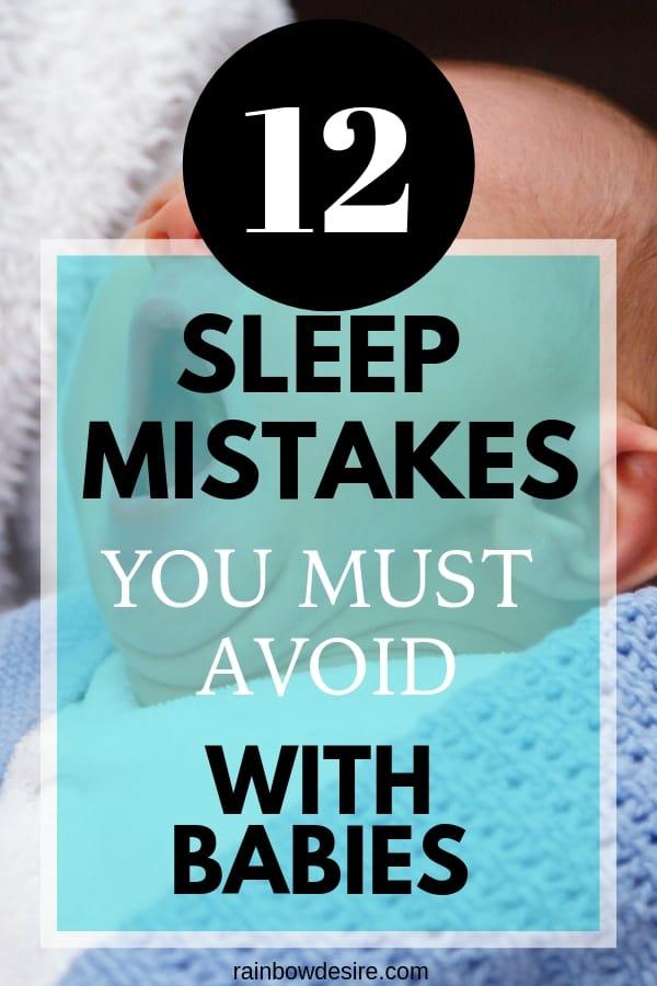 Why babies do not sleep through the night