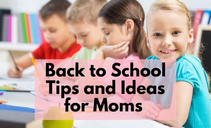 Back-to-School Tips on staying organized