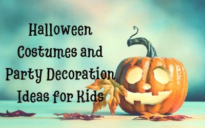 Halloween Costumes and candy Ideas for kids