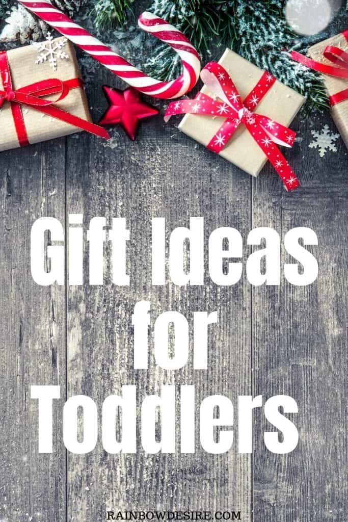 toddler gift ideas for Christmas