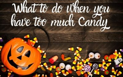 Post-Halloween Candy – Ideas on what you can do with extra candy