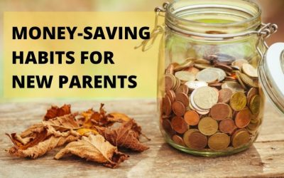Money-saving habits for new parents