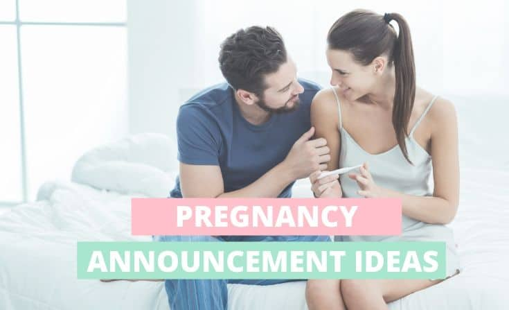 pregnancy announcement ideas
