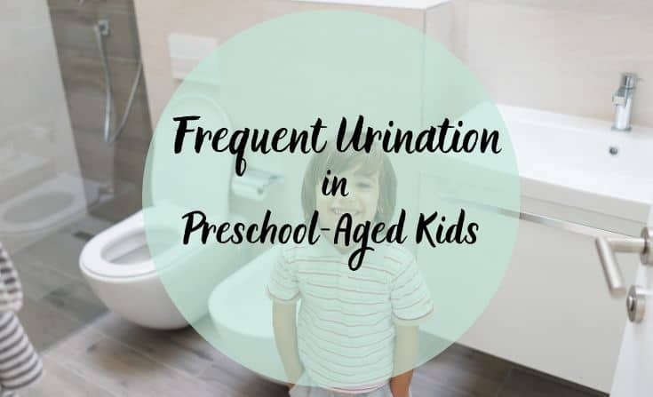 Why is your child going to the toilet to pee more than usual [Frequent Urination]
