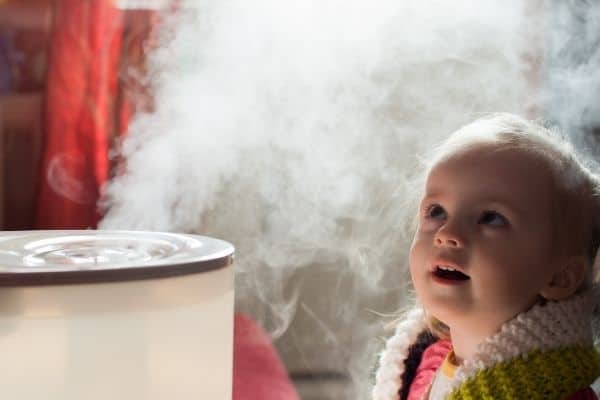 humidifier in baby room